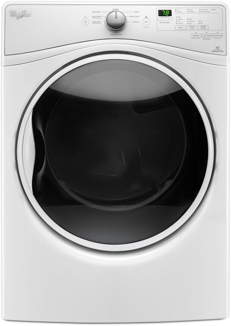 Whirlpool 749904 Washer And Dryer Combos Appliances
