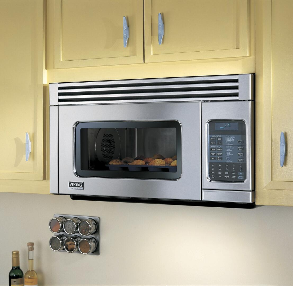 viking vmor205ss 1 1 cu ft stainless steel over the range rh appliancesconnection com User Manual Quick Reference Guide