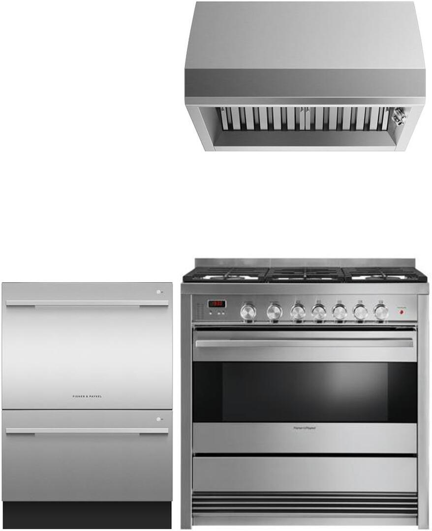 Fisher Paykel 718323 Kitchen Appliance Packages