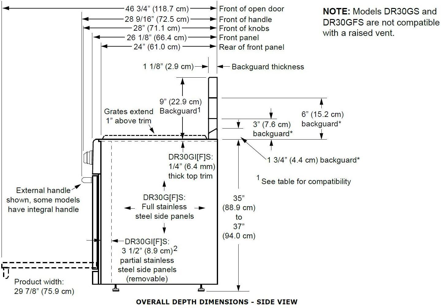 Dacor wiring diagram microprocessor