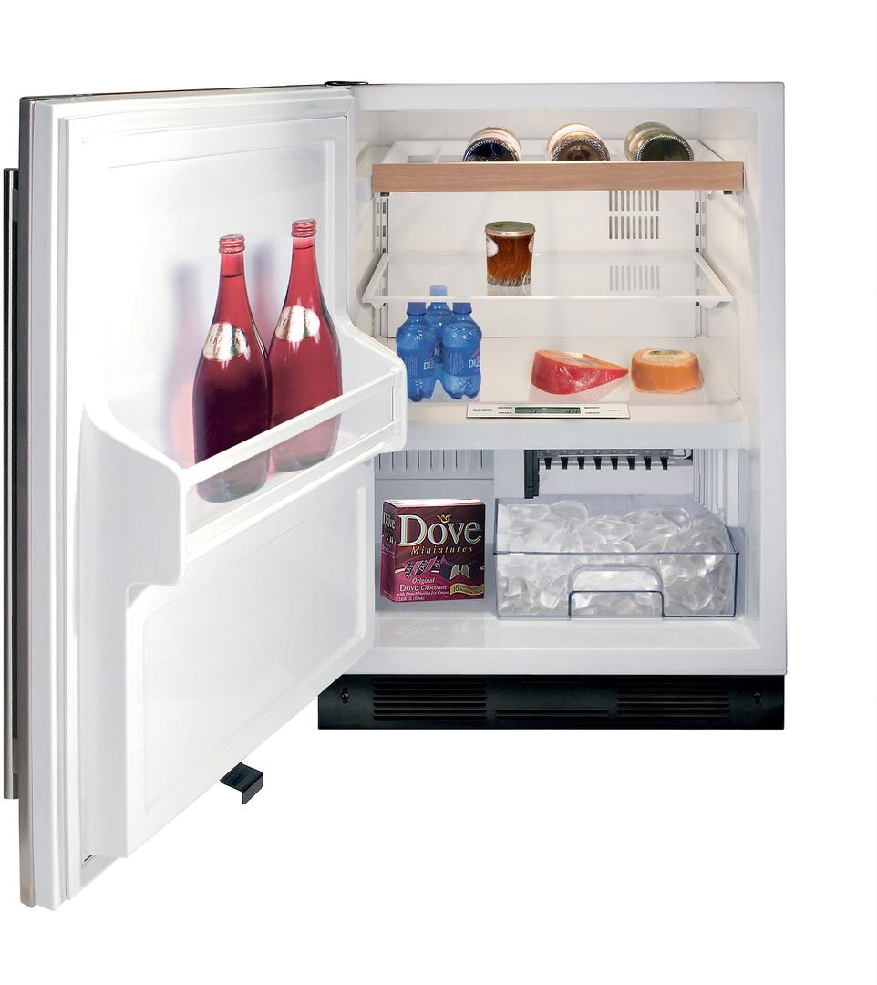 Sub Zero UC24CLH 24 Inch pact Refrigerator with 4 7 cu