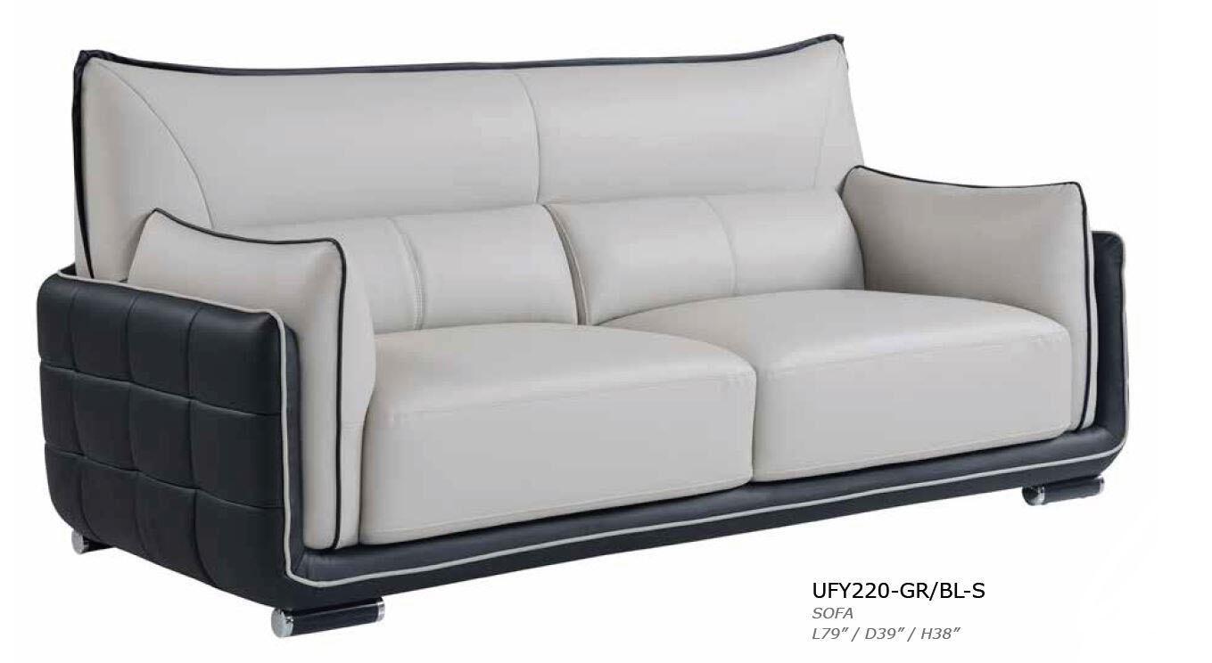 Global Furniture Usa Ufy220grblsl Living Room Sets Appliances Connection