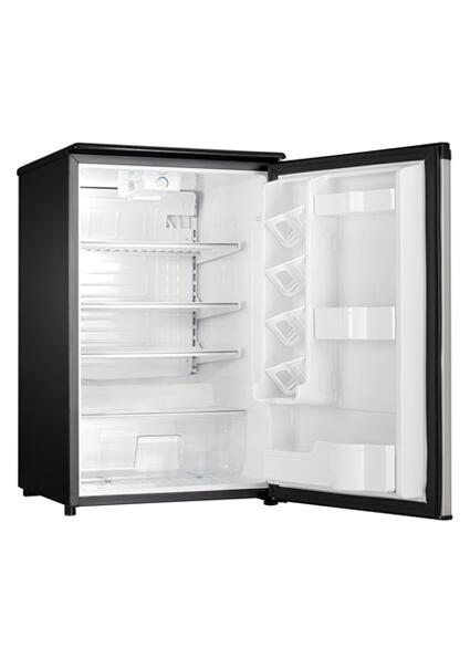 Danby Dar125sldd Compact Refrigerator With 4 4 Cu Ft