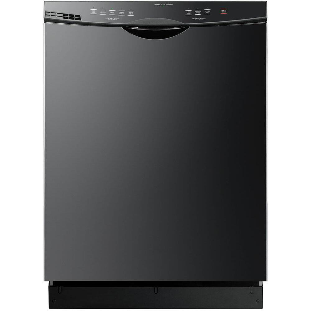 Energy Star Kitchen Appliances Haier Dwl2825ddbb 24 White Energy Star Series Built In Full