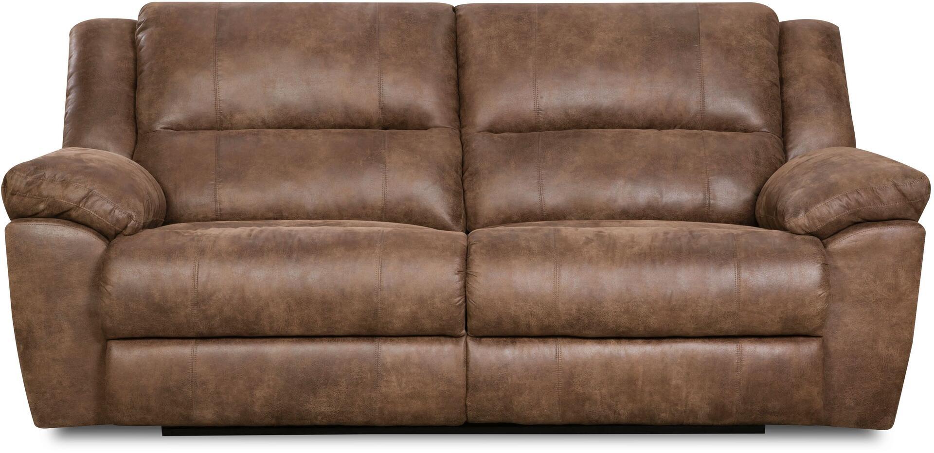 Lane Furniture Phoenix Bycast Leather Reclining Sofa ...