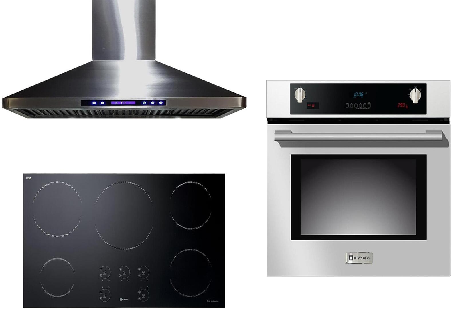 Verona 878030 Kitchen Appliance Packages   Appliances Connection