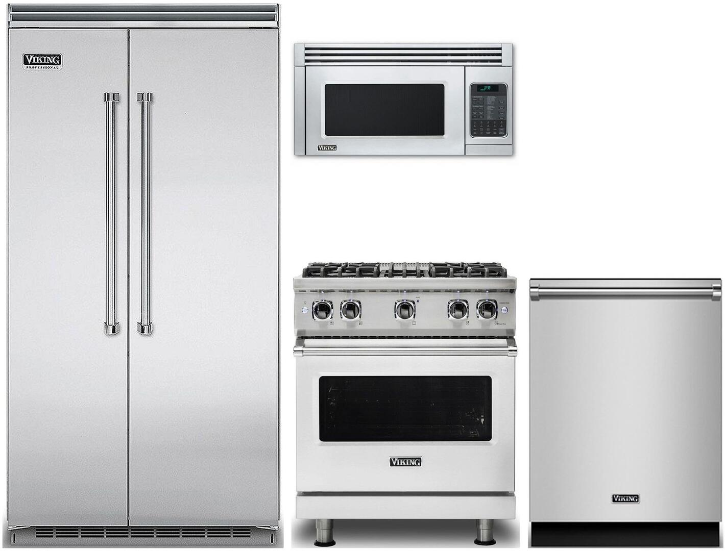 Viking 874139 Kitchen Appliance Packages | Appliances Connection