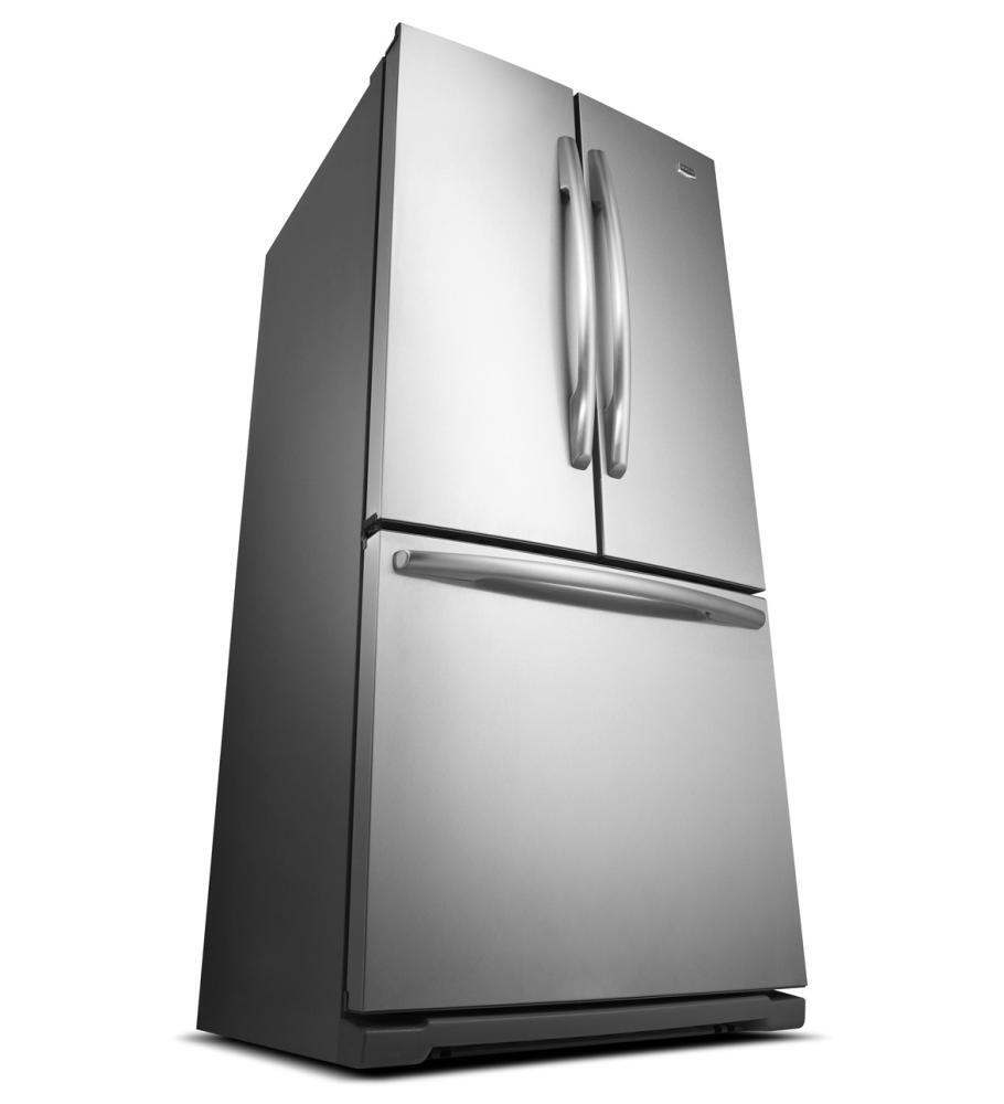 Maytag mff2055yem french door refrigerator with 19 6 cu for 19 6 cu ft french door refrigerator