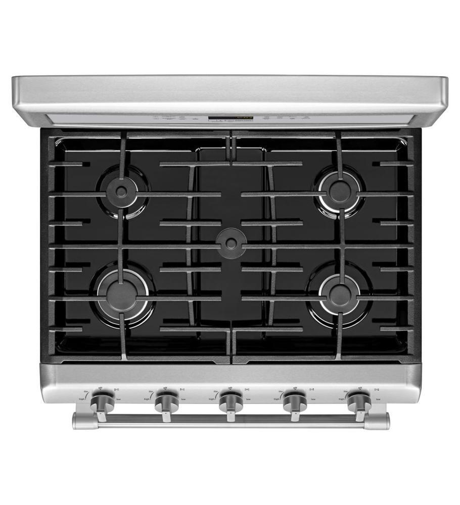 Maytag Gas Oven Self Cleaning Instructions -  maytag heritage series 6