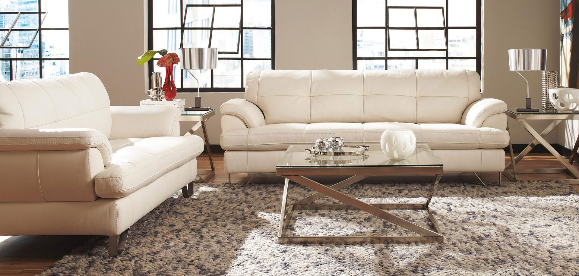 Signature design by ashley gunter sofa shown with matching loveseat