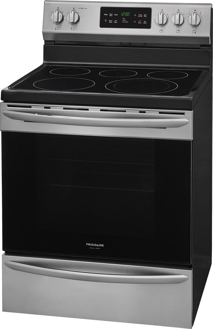 Frigidaire Fgef3036tf 30 Inch Gallery Series Stainless