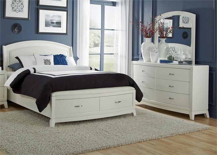 Liberty Furniture Avalon II 3 Piece King Size Bedroom Set