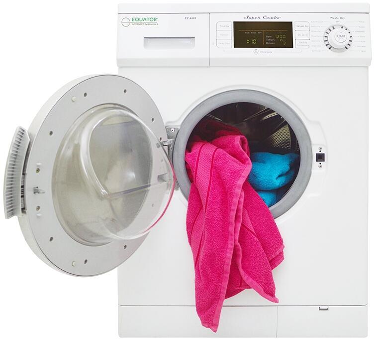 equator washer dryer combo manual