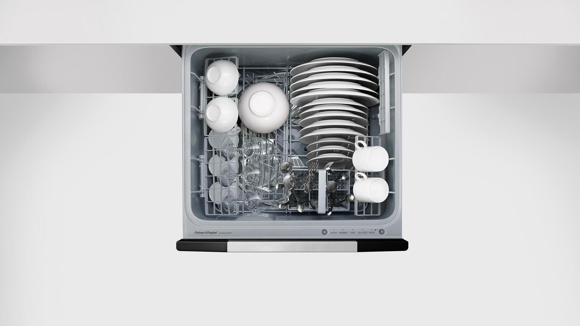 Fisher and paykel 2 drawer dishwasher -  Fisher Paykel 4