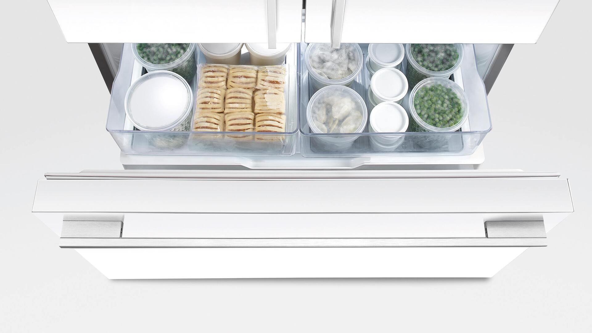 fisher paykel rf201adusx5 36 inch stainless steel counter