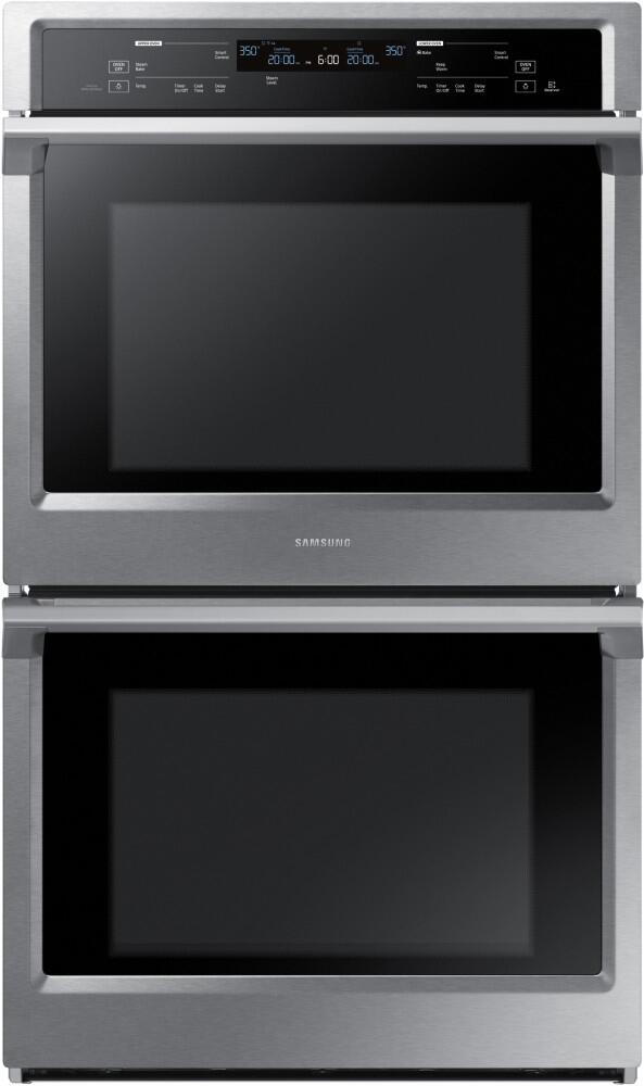 Samsung Nv51k6650ds 30 Inch Stainless Steel Double Wall