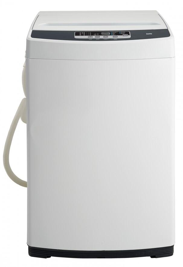 Danby Dwm045wdb 22 Inch Portable Washer In White