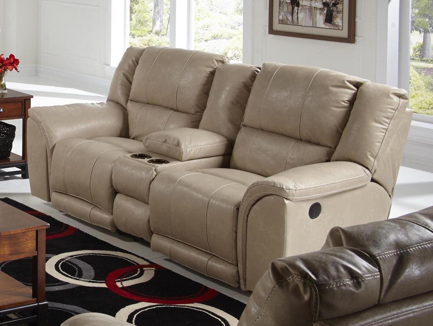 console lay loveseat dusk yhst flat cupholders catnapper carrington reclining w storage