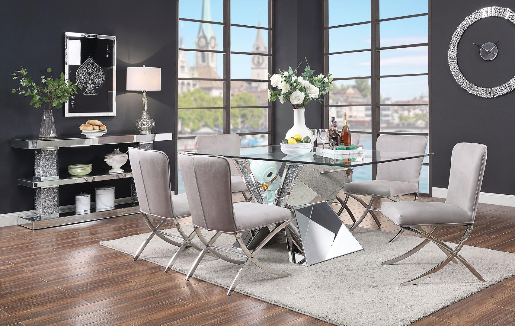 Acme Furniture Nie Dining Room Set