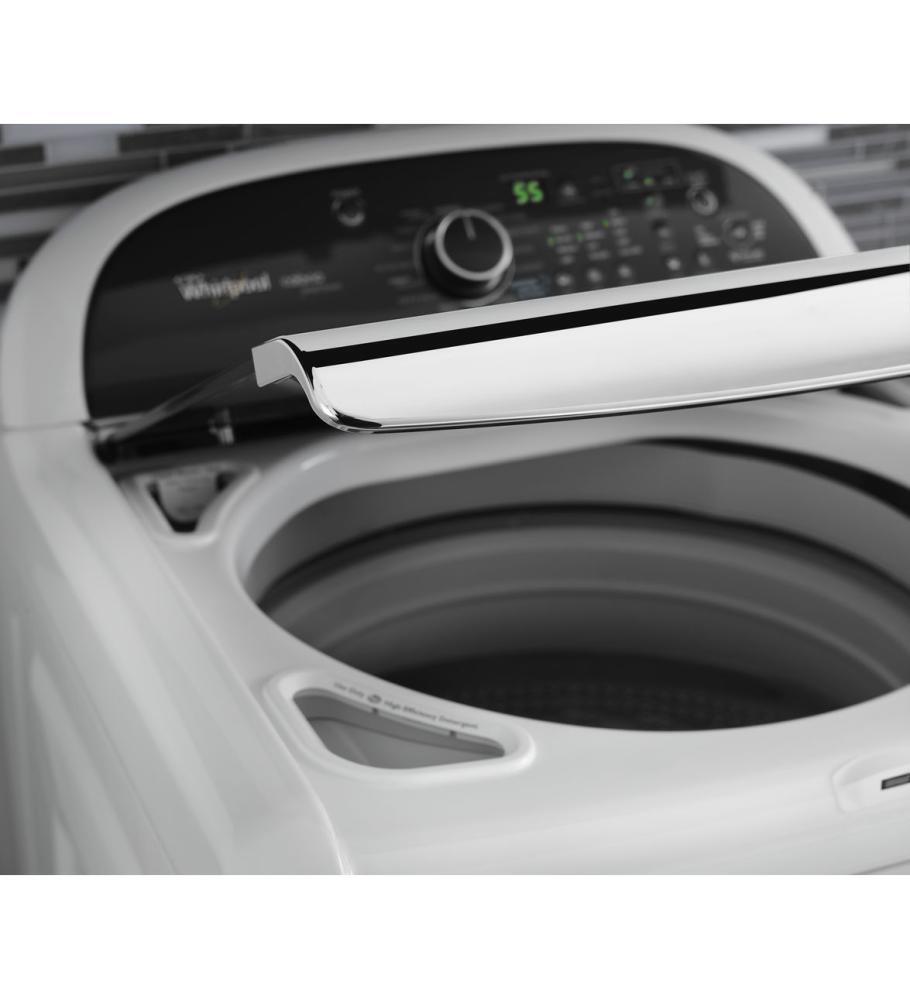 Whirlpool Wtw8900bc Cabrio Platinum Series 4 8 Cu Ft Top