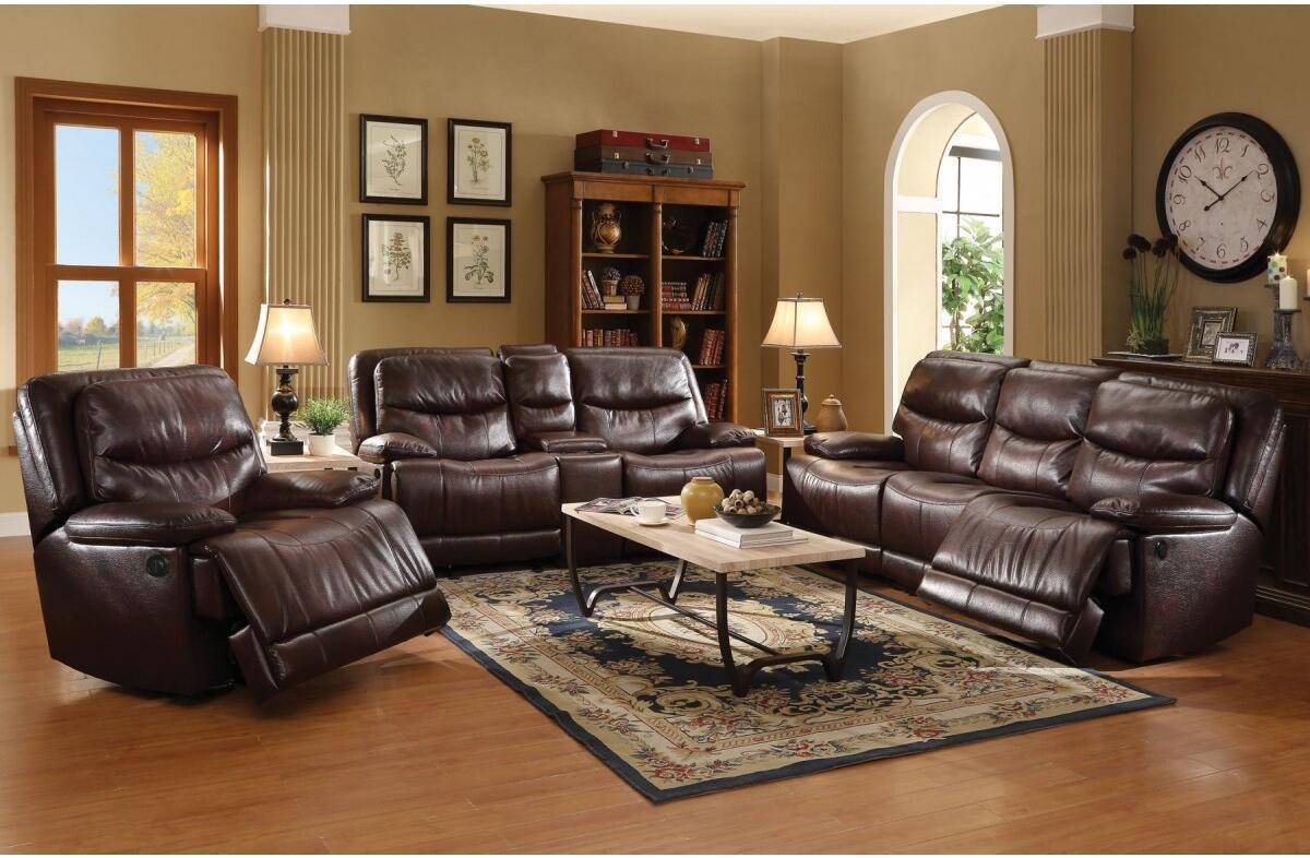 Acme furniture 52160set cerviel living room sets for Living room of satoshi tax