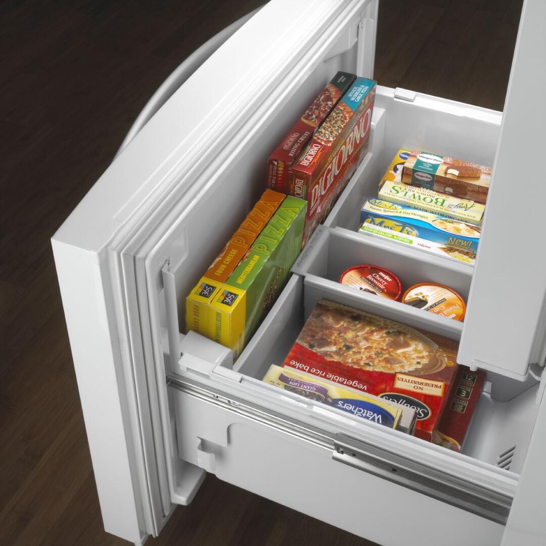 Whirlpool Wrf989sdae French Door Refrigerator With 26 8 Cu