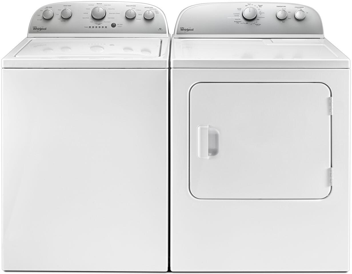 Whirlpool 710034 Washer And Dryer Combos Appliances