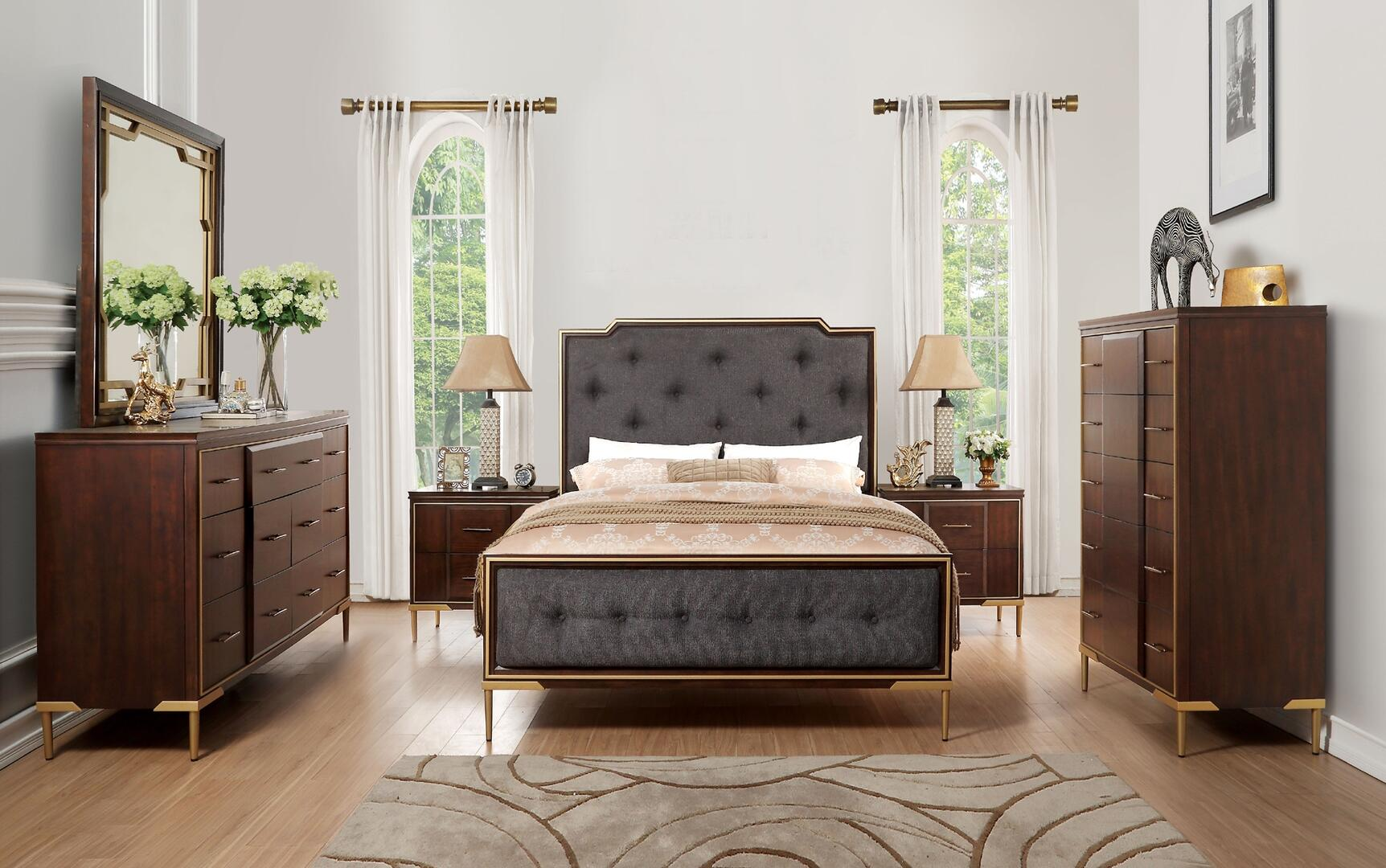 Acme Furniture 25957EKSET Eschenbach King Bedroom Sets | Appliances ...