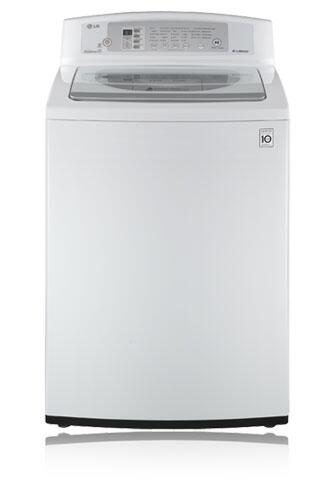 Lg Wt4801cw 3 7 Cu Ft Top Load Washer In White