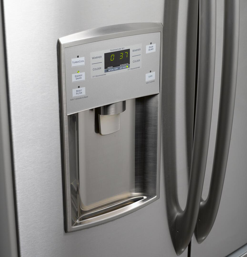 Ge Pfss2mjyss Profile Series French Door Refrigerator With