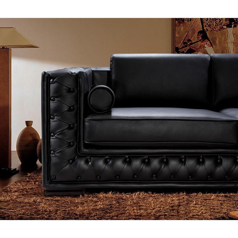 Vig Furniture Vg2t0697 Modern Leather Living Room Set Appliances Connection