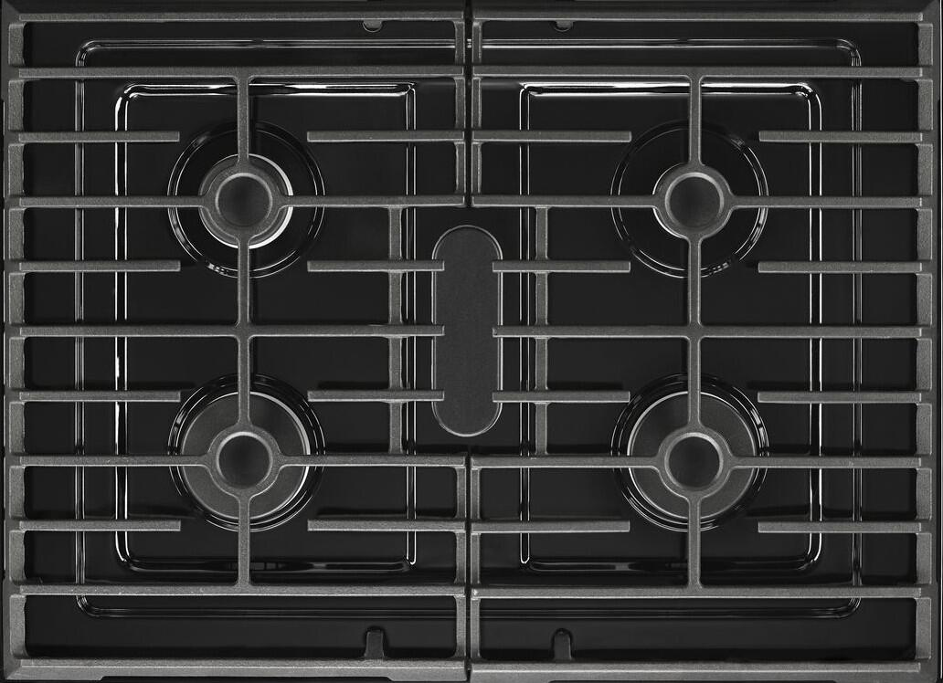 ... Maytag Cooktop View ...