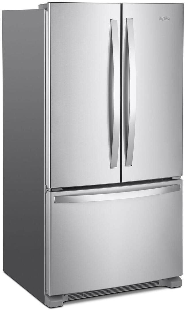 Whirlpool Wrf535smhz 36 Inch French Door Refrigerator With