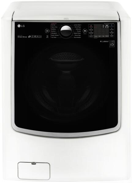 Lg 715447 Turbowash Washer And Dryer Combos Appliances