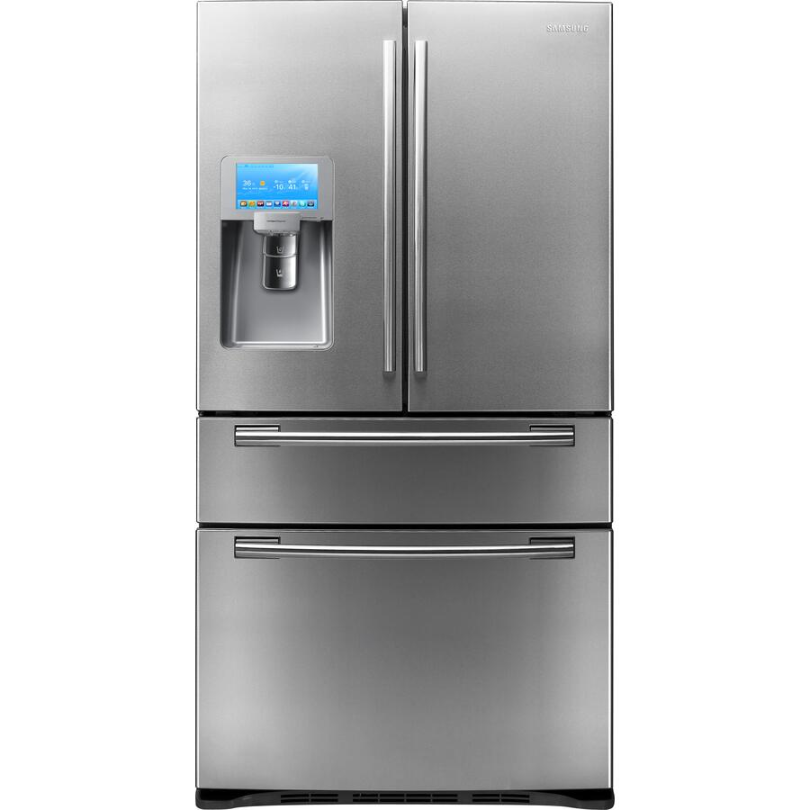 Samsung Appliance Rf4289hars French Door Refrigerator With