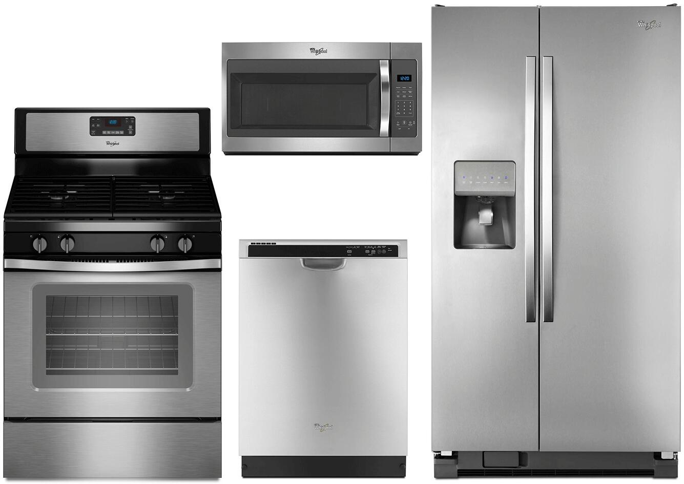 whirlpool 714729 kitchen appliance packages appliances connection. Black Bedroom Furniture Sets. Home Design Ideas