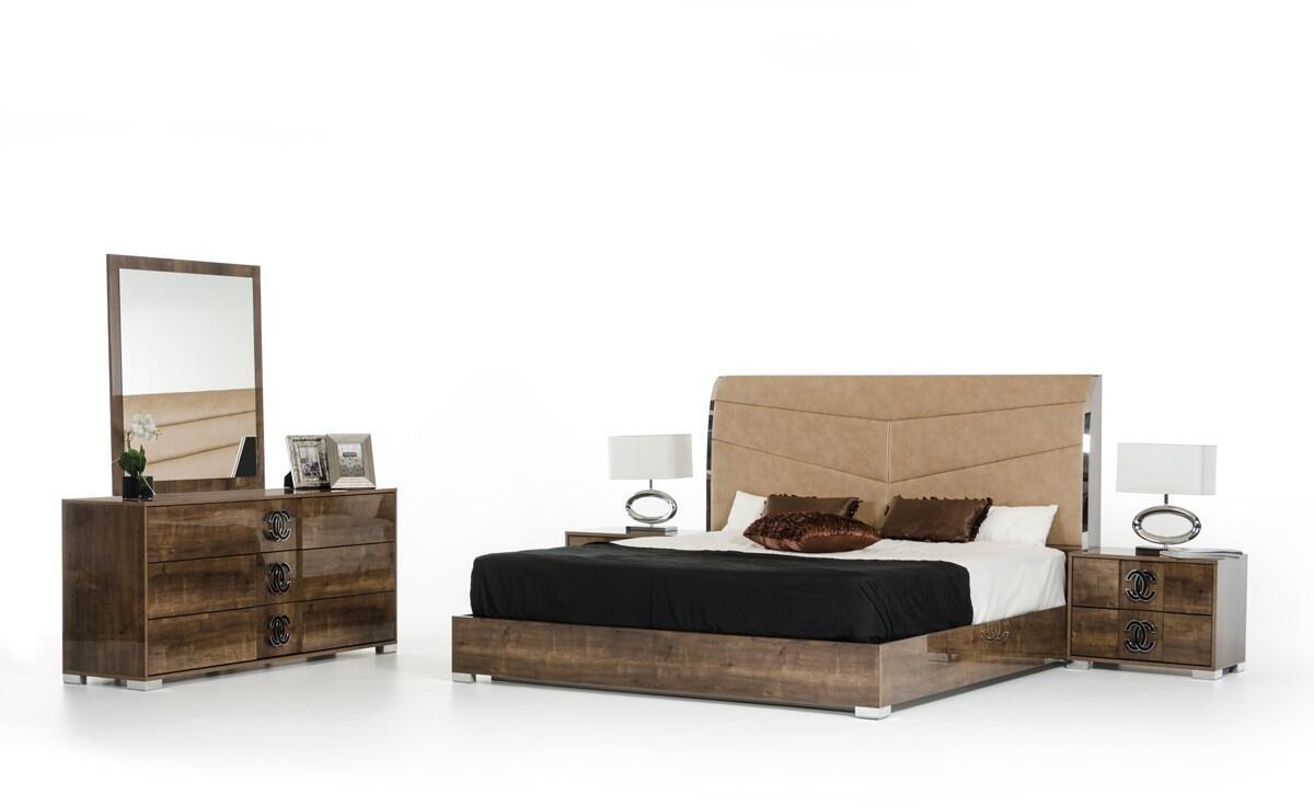 Vig furniture vgacathenbedek modrest athen italian series for Furniture 5 years no interest