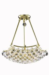 Elegant Lighting 9802D18GRC