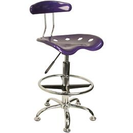 Flash Furniture LF215VIOLETGG