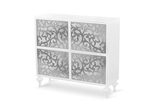 VIG Furniture VGDVLS549WHT