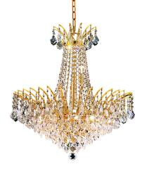 Elegant Lighting 8033D24GRC