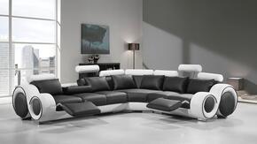VIG Furniture VGEV4087BLKWHT