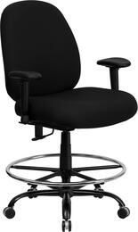 Flash Furniture WL715MGBKADGG