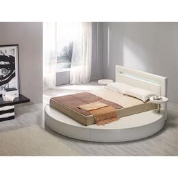 VIG Furniture VGKCPALAZZOKWHT
