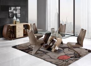 Global Furniture USA D4126NDT4DCBUFFET