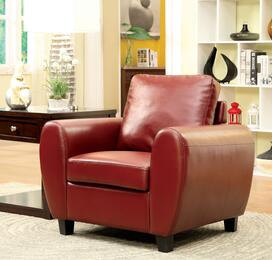 Furniture of America CM6321RDCH