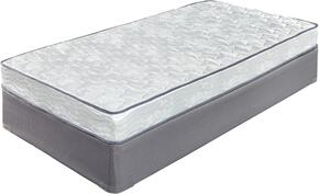 6 Inch Bonell Collection M96321-M81X22 Full Mattress Set with Mattress and Foundation