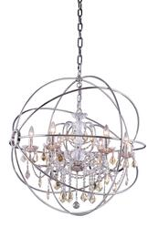 Elegant Lighting 1130D32PNGTRC