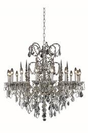 Elegant Lighting 9716D35PWRC