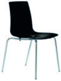 VIG Furniture VGIGLOLLIPOPBLK